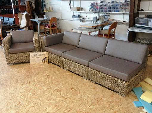 Sofa Gartenlounge